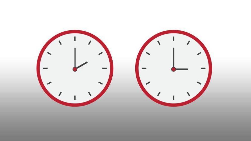 Ampliar la jornada laboral en 15 minutos para dedicarlos temporalmente a formación no es motivo de conflicto laboral