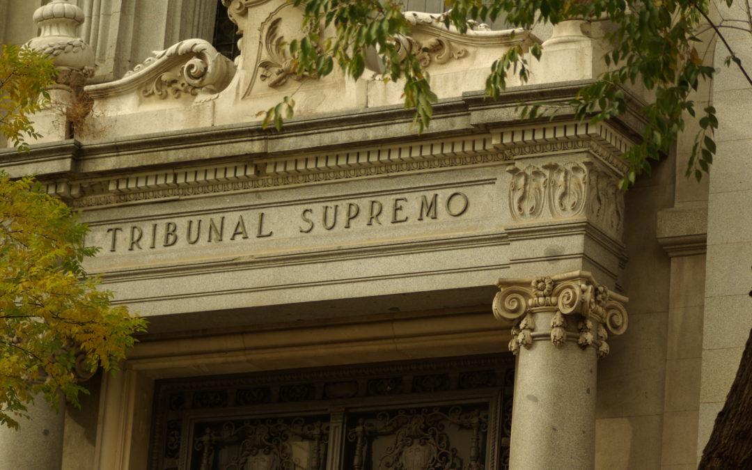 El Tribunal Supremo establece una nueva doctrina sobre los procedimientos de reintegro de subvenciones