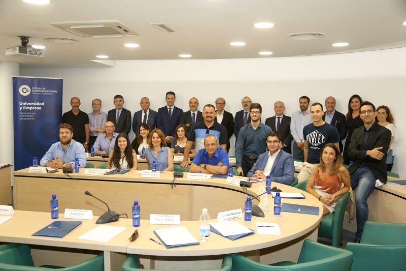 Grupo mentoring 2018